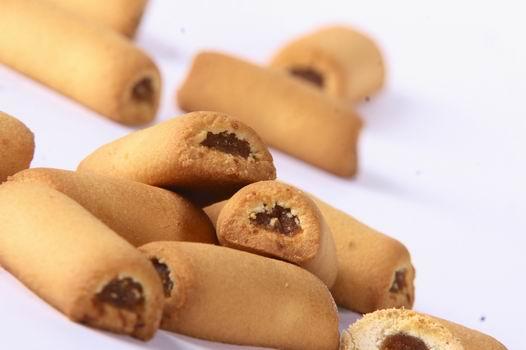 Сдобное печенье с начинкой рецепт с фото